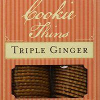 Moravian Ginger Cookies