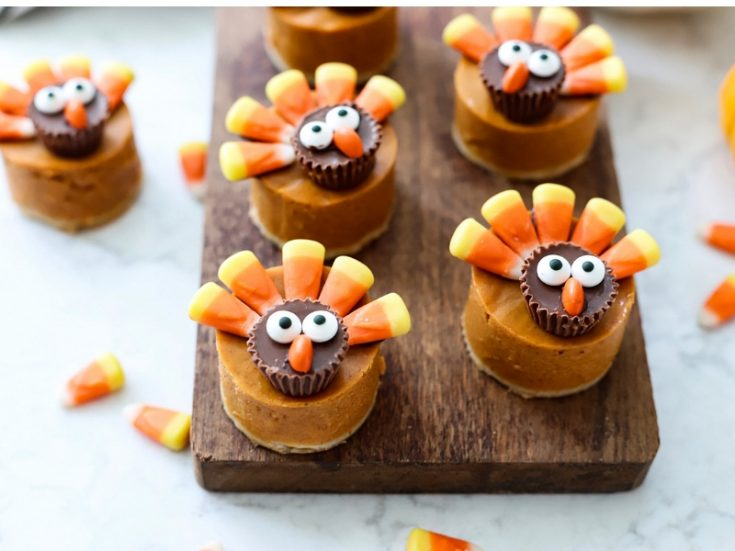 Pumpkin Pie Turkeys