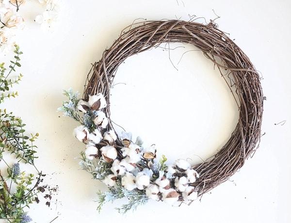 Pretty DIY Fall Wreath - 3 Ways