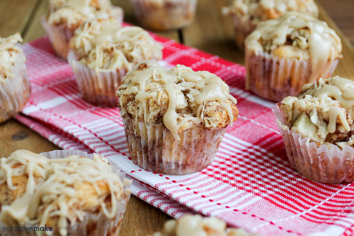 Caramel Apple Cups