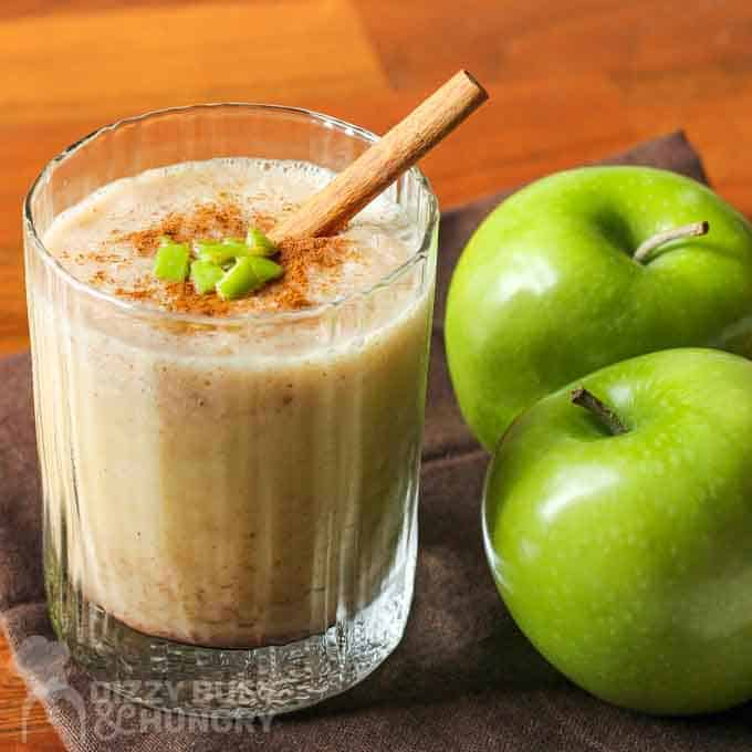Apple Smoothie Recipe!