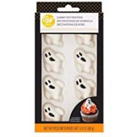 Ghost Gummy Decorations 8 ct