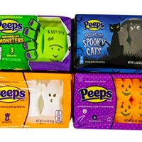 Halloween Peeps Candy Monsters
