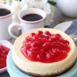 You won't believe how easy it is to make a Cheesecake in your Instant Pot.