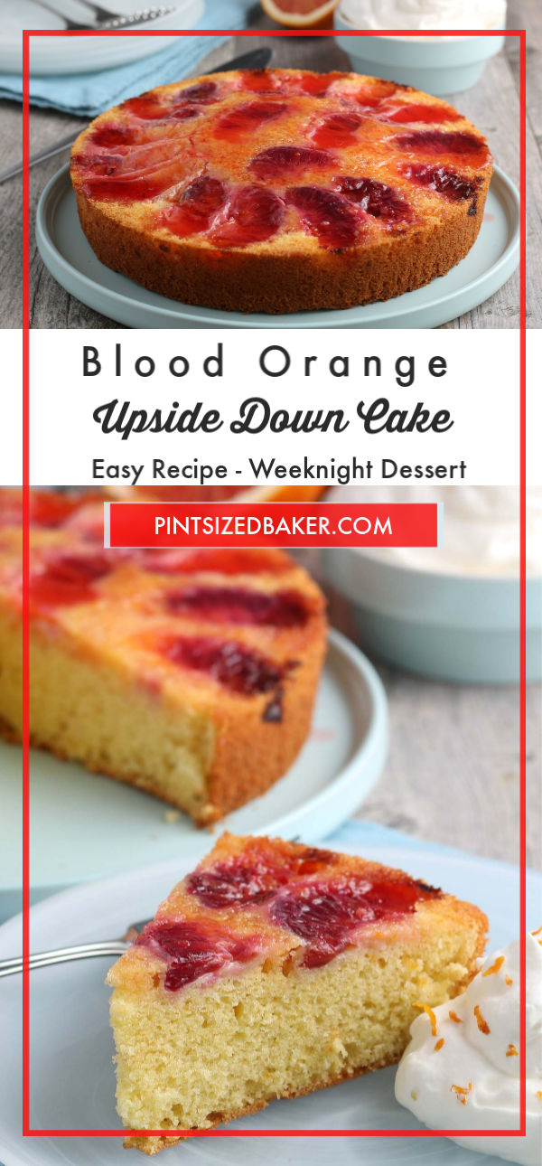 This Blood Orange Olive Oil Snack Cake is very sweet and subtle. This recipe has basic ingredients that turns into an amazing treat.