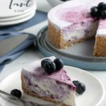 Sweet, fresh blueberries and vanilla ice cream come together in this favorite summer dessert. This Blueberry Ice Cream Tart makes everyone happy!