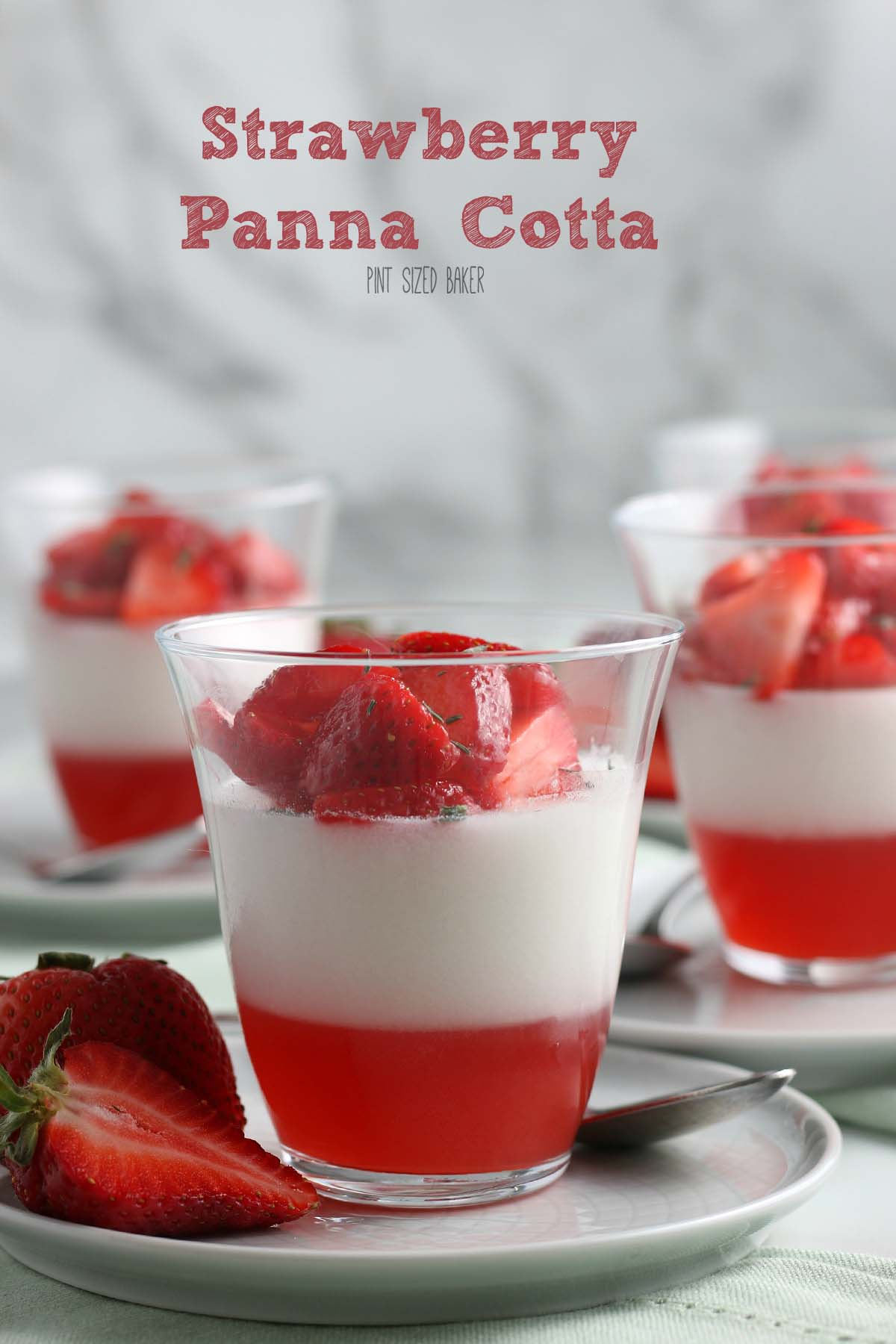 This is an easy panna cotta recipe. Coconut panna cotta is a layered jello dessert that everyone loves. It's perfectly creamy and delicious.
