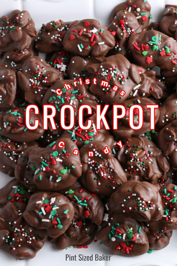An image linked to a Crockpot Christmas Candy Recipe.
