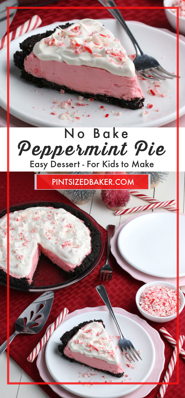 Try this Peppermint Pie dessert to prepare for a special occasion. It is sure to satisfy your tastebuds with its sweet mint chocolate taste.